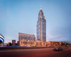 «Alcon Tower»: в многофункциональной башне уже стартовали продажи недвижимости