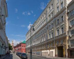На Петровке возведут новые апартаменты
