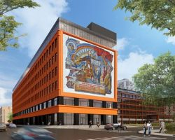 В столице появится ЖК с мозаикой советских времен