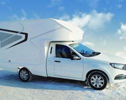 «Granta» и «4x4» превращены в грузовые фургоны