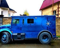 Продается «броневик» из «Полицейского с Рублевки»
