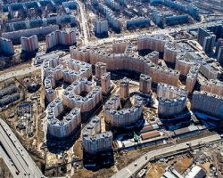 В Москве упали продажи нового жилья
