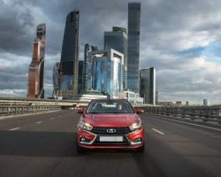 «LADA Vesta» сумела войти в январский ТОР продаж Москвы