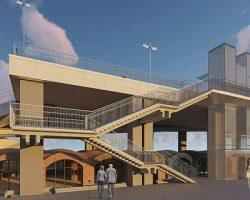 Под Патриаршим мостом обустроят новое общественное пространство
