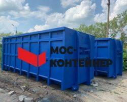 Контейнеры и бункеры для мусора от производителя в Москве