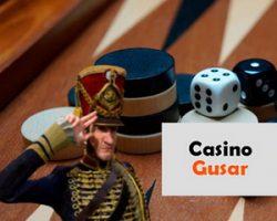 Игра с живым дилером на сайте казино Гусар