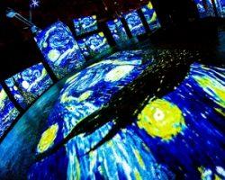 Выставка Ван Гога в Москве в центре Artplay Media