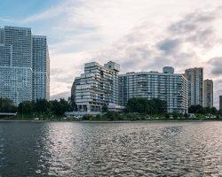 Карантинная самоизоляция: названы наиболее благоприятные районы столицы