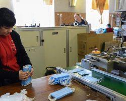 Предприятия МО увеличат объемы производства масок