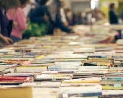 На фестивальной площадке «Букинист» продано 25 тысяч книг