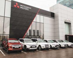 В столице начал работу новый ДЦ «Mitsubishi»