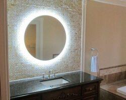 Как выбрать зеркало с подсветкой