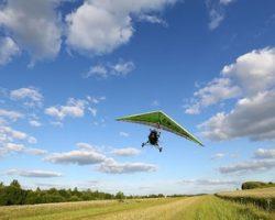 Воздушные приключения на дельталете