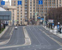 Аналитики отметили разгруженность столичных дорог