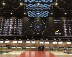 Пассажиропоток в аэропортах Подмосковья упал на 92%