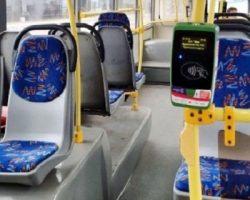 Пассажиропоток в подмосковных автобусах за неделю снизился на 8%