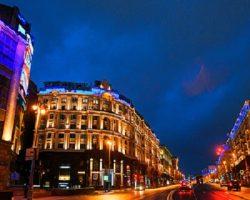 Указана средняя стоимость наиболее дорогого жилья российской столицы