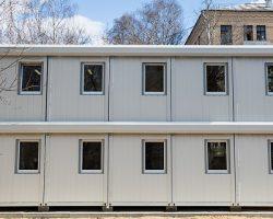 В столице построен корпус для отдыха врачей