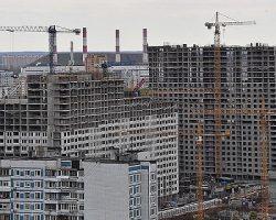 В столице с начала года построено почти 4 миллиона «квадратов» недвижимости