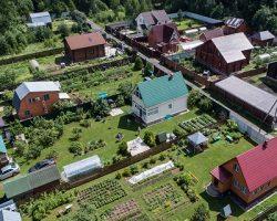 Подмосковная дача: весенний спрос на недвижимость увеличился
