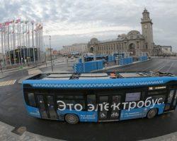 Юбилейный электробус от «НЕФАЗа» попадет в Москву