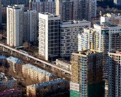 Застройщики Москвы имеют стабильный торговый оборот