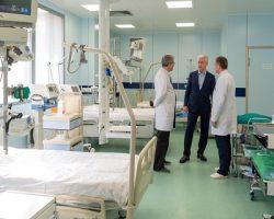 Диагностика и лечение коронавируса: в Москве переоборудовано 10 больниц