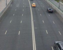 Столичных водителей информировали о правилах режима изоляции