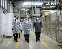 Столичные производители наращивают объемы изготовления масок
