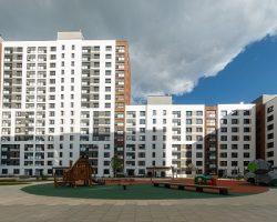 ЖК «Гринада»: застройщик досрочно ввел в эксплуатацию жилой корпус