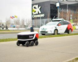 «Яндекс» продвигает бизнес-проект «Яндекс.Ровер»