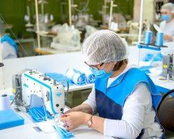 Подмосковные производители масок могут рассчитывать на финансовую компенсацию