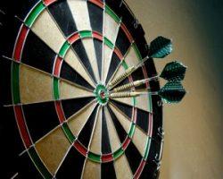 Дартс: правила игры и возможность заработать
