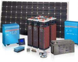 Первоклассное оборудование от компании Victron Energy