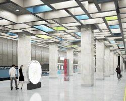 «Университет Дружбы Народов»: показан дизайн станции метрополитена