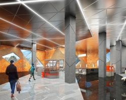 Столичные власти показали дизайн новой станции и сообщили о перспективах развития сервиса метро