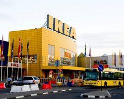 «IKEA» завтра частично возобновит торговый бизнес в Москве