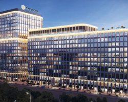 Группа «Тинькоофф» определилась с новой штаб-квартирой