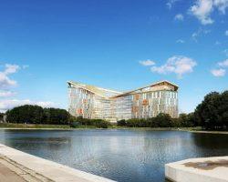 «Яндекс»  презентовал проект нового главного офиса
