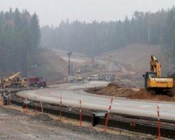 Строительство ЦКАД: на завершение работ нужно почти 15 миллиардов