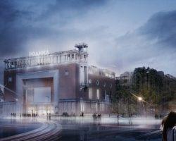 В столице стартовала реконструкция «Родины»
