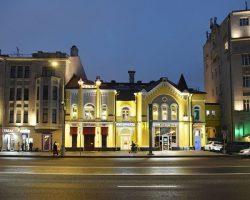 «Макдональдс» арендовал столичный исторический особняк