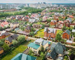 Строительство частной недвижимости в ТиНАО выросло в 1.5 раза