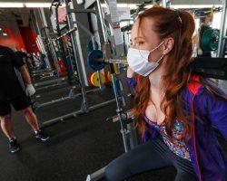Столичные фитнес-клубы: загрузка в первые дни составила 50%