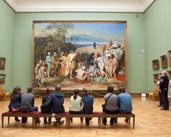 Открытие Третьяковской галереи перенесено на 3 июля