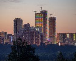 В столице снизилось предложение новостроек