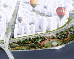 Плавучий СПА-Центр появится на столичной набережной