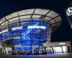 «Авилон» увеличил долю продаж «Mercedes-Benz» в столице