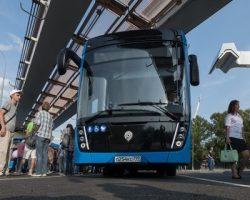 В столице успешно развивается транспортный сервис