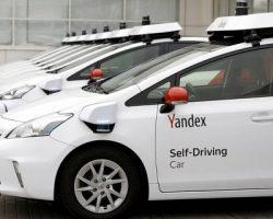 Беспилотное такси: сервис может появиться в столице в 2024
